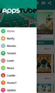 News channels,Movies and TV shows in a single app - Dsports
